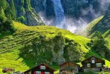Alpine Bliss / by Scribbly Scribbler