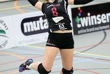 Eurosped Almelo (NL) - Zarechie Odintsovo (RUS) 0 - 3 / 1/8 final game CEV Challenge Cup Women Volleyball January 20th, 2016 - International Indoor Sports Accommodation, Almelo, Netherlands