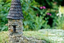 Minature fairy gardens / by Teresa Grant