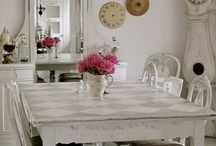 Interior Style - Shabby Chic