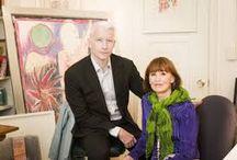 Gloria Vanderbilt & Anderson Cooper