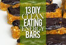 clean eating / by Rachel Roberts