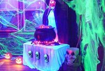 Halloween Lighting & Special Effects / Great decoration ideas for Halloween!