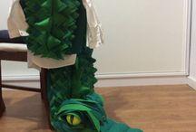 disfraz cocodrilo