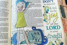 Bible Ilustrations♡