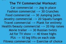 Workout/exercise