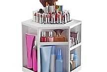 Cosmetics Organizers / Have all your beauty essentials and extras at your fingertips!