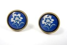 prettyful earrings / by Lillian Kari Ormiston
