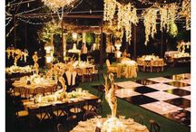 A - Wedding Lights / by Harmony Hauser
