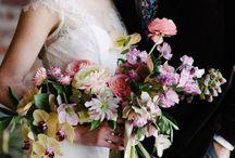 weddings - Sculptural Bouquets, etc...