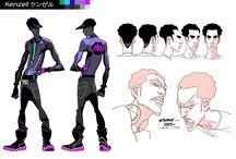 characters sheet / by Remi Garcia-Garcia
