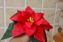 Satin Flowers