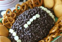 Are you ready for some football? / by Jill Abernathy