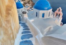 Santorini Island - Greece / One of the most magical places in earth