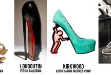Politics, Torture & Sex: From the standpoint of the Stiletto / I am so tired of the 5 inch and over heel. I don't feel empowered wearing high heels unless I am using one as a weapon.