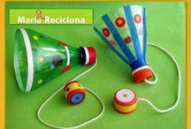 самодельные игрушки