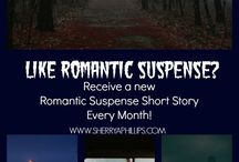 Romantic Suspense Short Stories