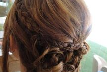 hairstyles for rachswedding