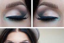 Bril makeup