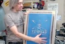 Silk screens