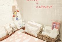 Mam en de babykamer / Inspiratie voor de babykamer, omdat je het soms gewoon even niet weet :-)