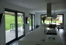Nasze realizacje - Nottinghamshire w Wielkiej Brytanii / Dzisiaj przedstawiamy Wam nowoczesny domek z Nottinghamshire w Wielkiej Brytanii. Oczywiście całości dopełniają nasze okna! :)