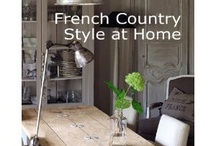 French Country Cottage / by Kristi Lanford