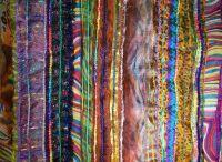 details from my textile work - McAnaraks / some details form my garment customisation and textile art