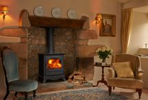 Our Stoves / A stove should be more than an efficient heating appliance. It should be a significant element in the design of a room and its main focus when lit.