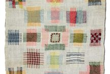 textiles / All sorts of textiles: quilts, weaving, carpets, beautiful things
