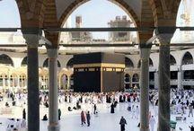 Kaba Sharif Mecca