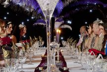 A Luxe Wedding / Decor ideas from Savage Wedding Services (www.savage-weddings.co.uk) for a Luxe Look  Wedding Theme