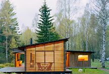 The Modern Cabin / Selected images of amazing mod cabins