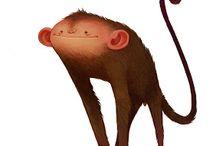 Animals / Monkeys