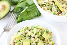 Lunch/salads