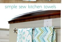 Sewing for the home / by Heather Carty Sullivan