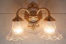 Decorative Lighting / Exclusive lighting fittings. A new range of products for the decoration of lighting fittings for roof and wall. All made in Spain.
