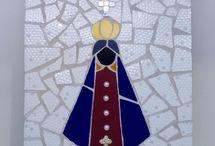 Mosaico - Santos