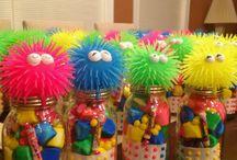 dulceros para fiestas
