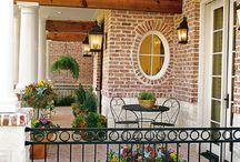 Porch&sunroom/veranda