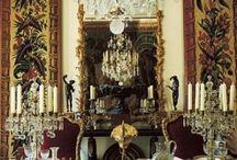 Art, Paintings, Statuette, Gobelin tapestry