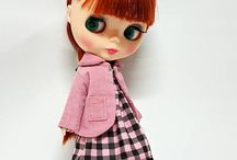 Lock 'n' Sew • BLYTHE Coats & Jackets / Coats and Jackets for Blythe Dolls handmade by me