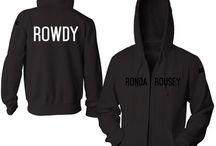 RONDA ROWDEY