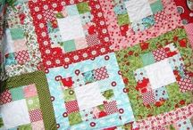 Sew Cute - Quilts - Jelly Roll / by Michelle Naugle