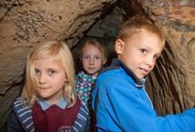 City of Caves / Education delivered by NCCL at the City of Caves in Nottingham
