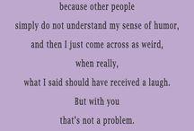 My Sense of Humor / by Lauren Lee