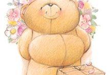 Ursinhos fofos