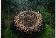 Inspiration Landskapskonst/ Landscapeart