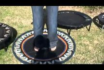 "Comparison Videos / See here, why the bellicon is called the ""Mercedes"" of all mini trampolines!"