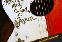 Guitars / by Karen Magee